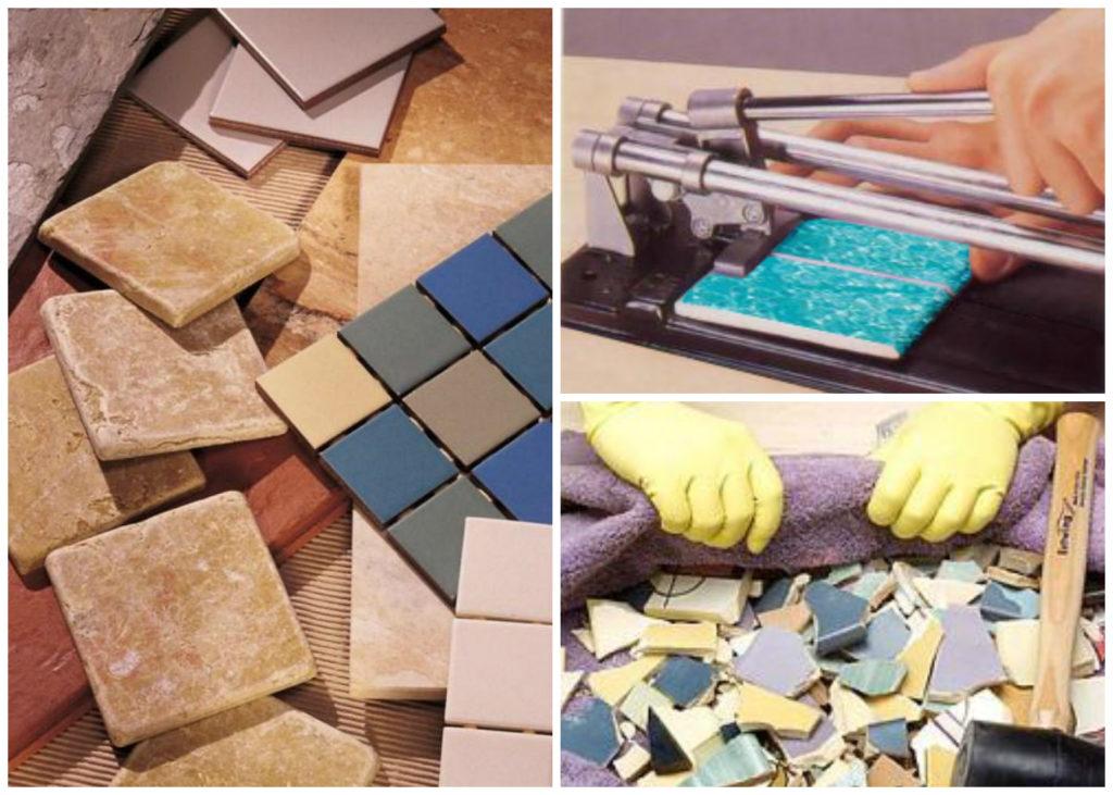Высококачественные способы изготовления плитки
