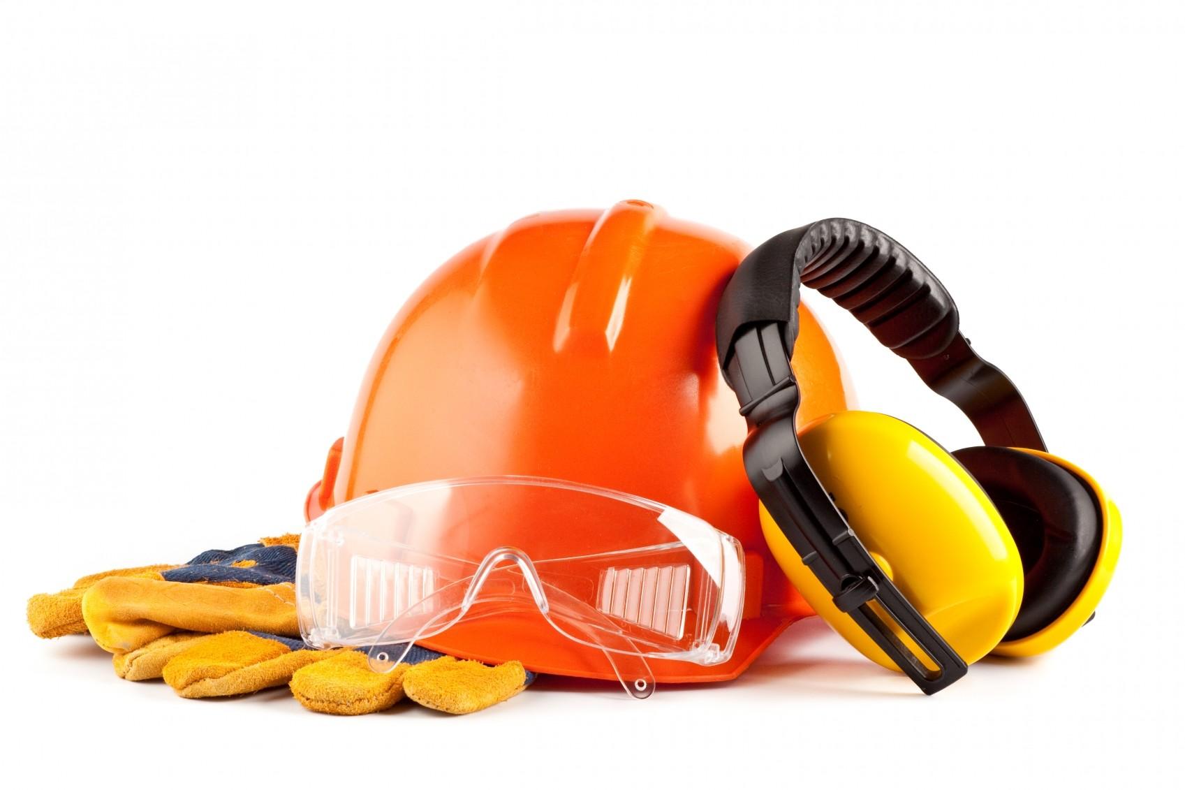 Защитные средства при демонтаже