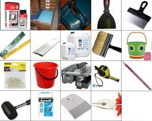 Одни из наиболее важных инструментов при облицовке