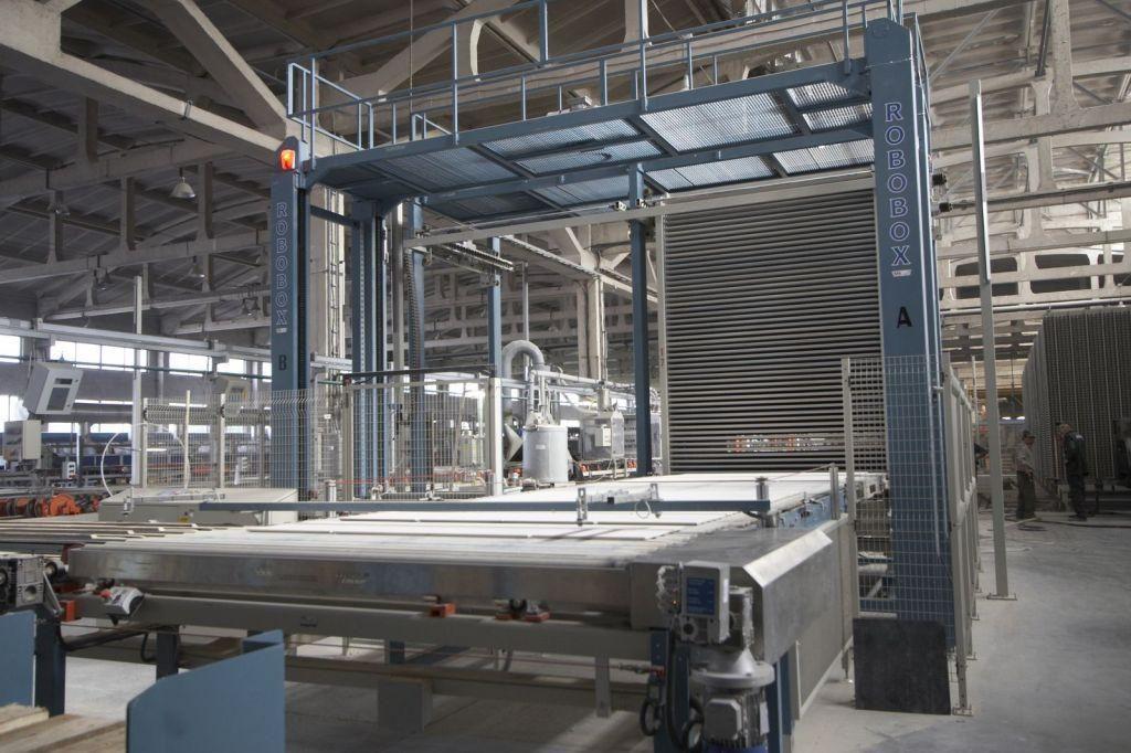 Способы изготовления плитки на конвейере