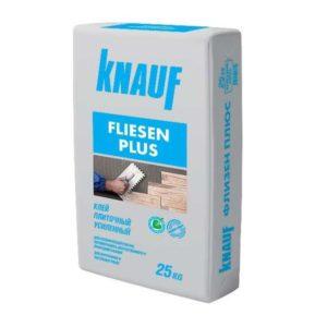 Плиточный клей Knauf