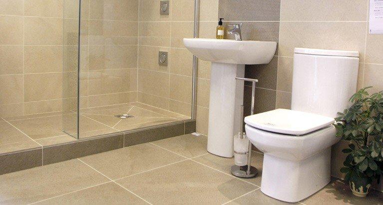 Напольная плитка для туалета