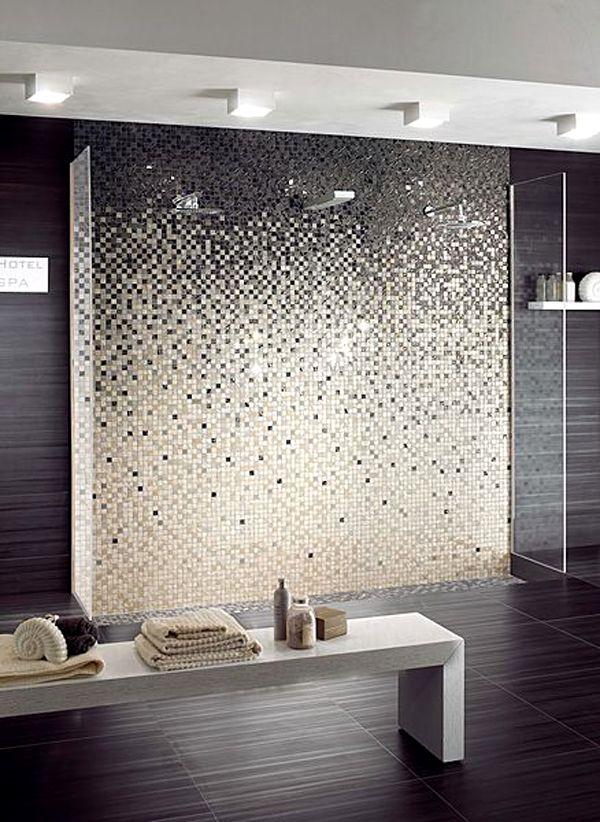 Красивая мозаичная плитка