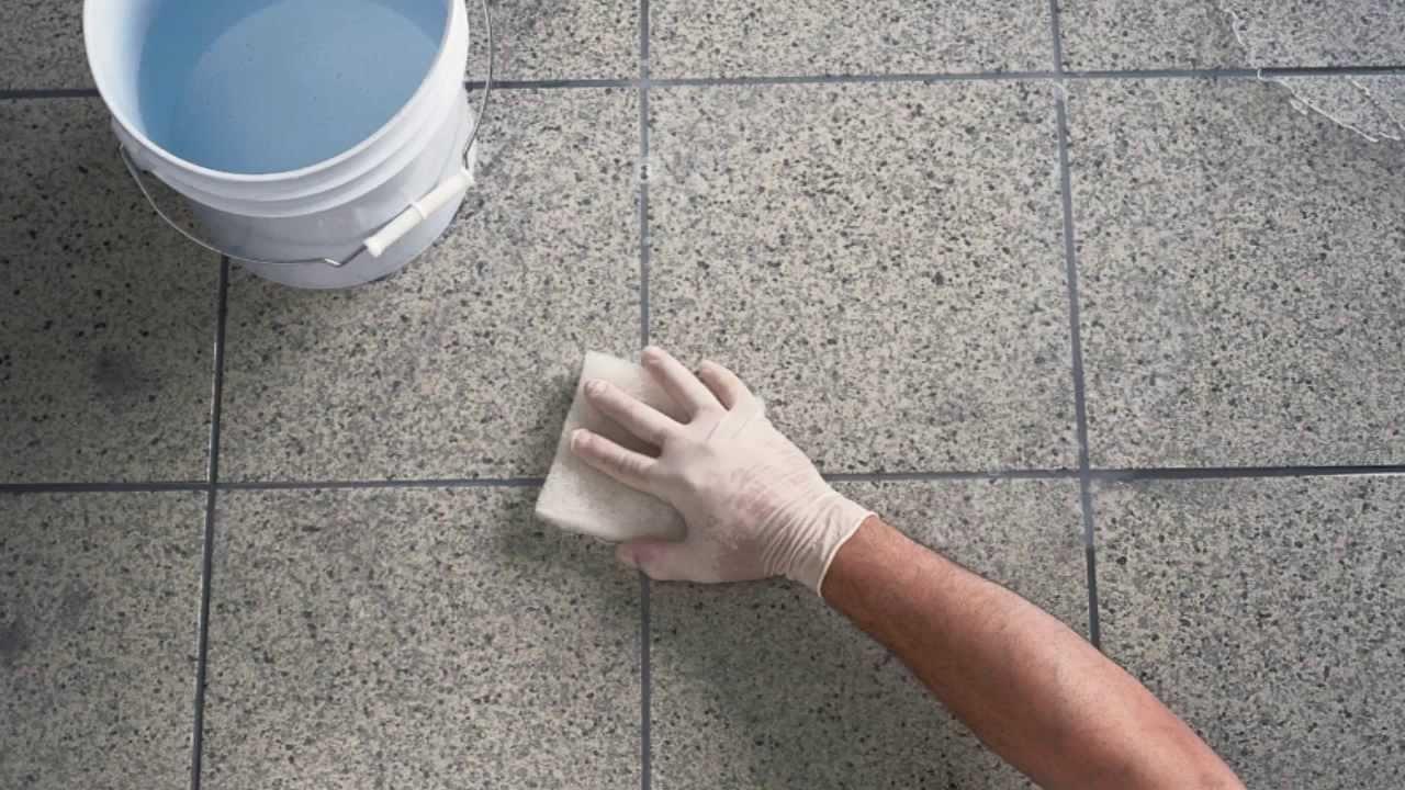 Ceramic tile epoxy