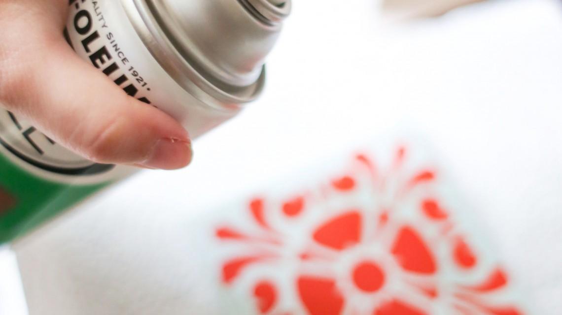 Декоративная покраска плитки