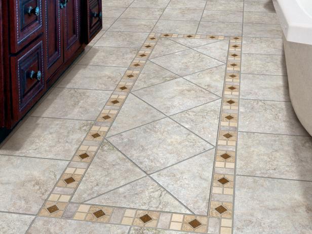 керамогранитная плитка на пол