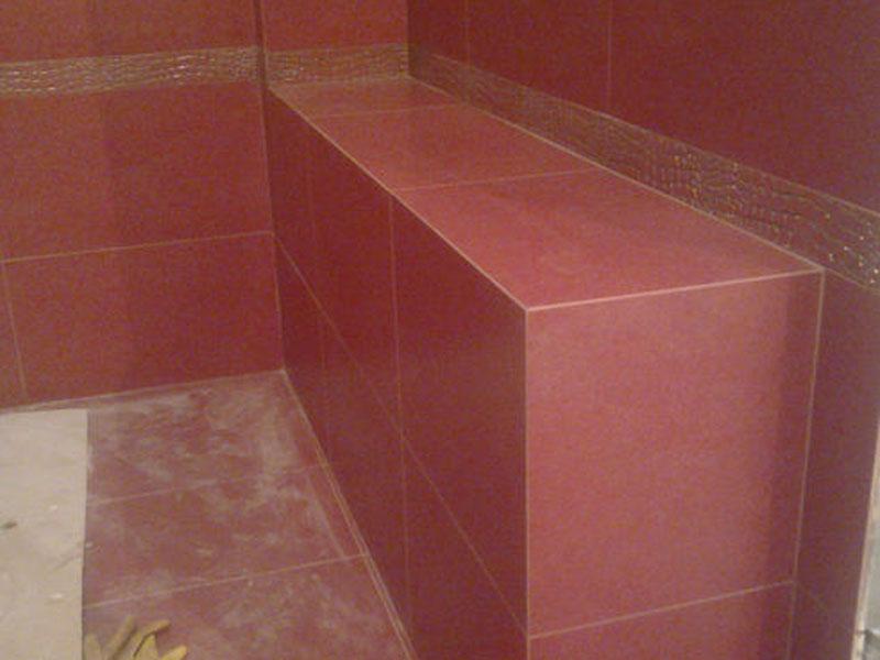 классическая раскладка керамической плитки