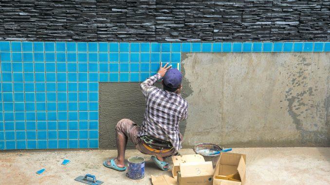 Клей для мозаичной плитки