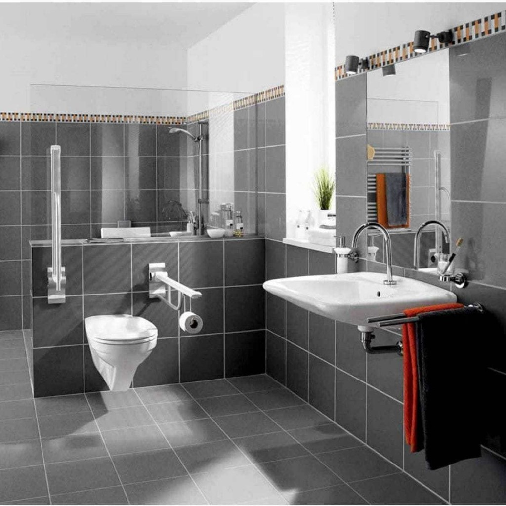 Badezimmer Quadratisch