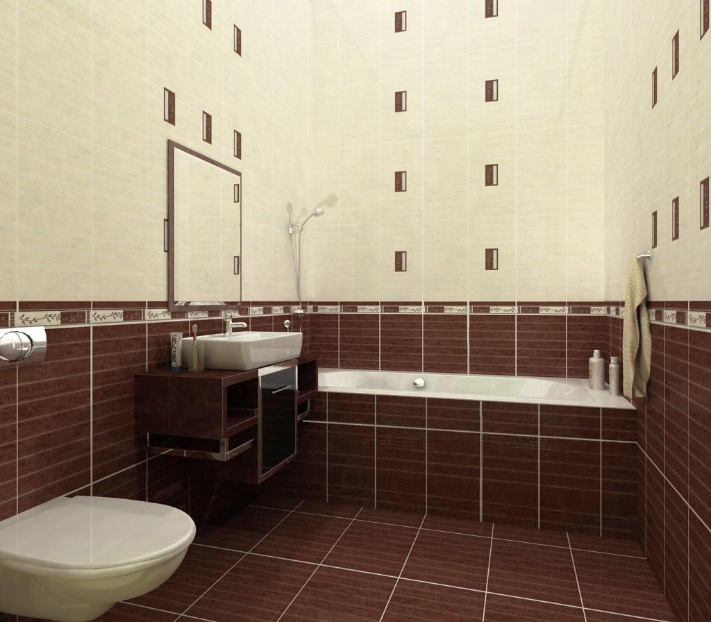 Красивый интереьер ванной