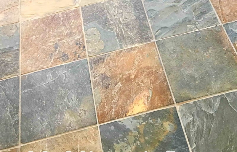 Напольное покрытие из натурального камня
