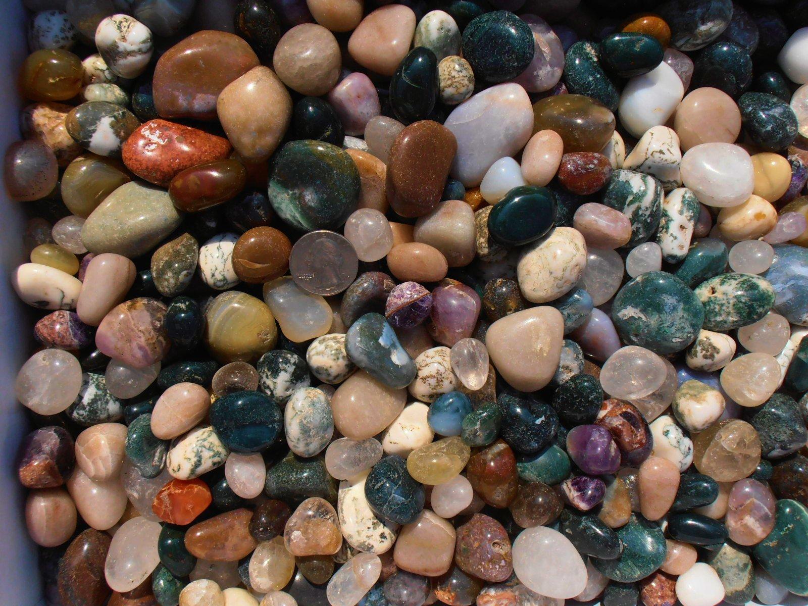 натуральный полированный камень