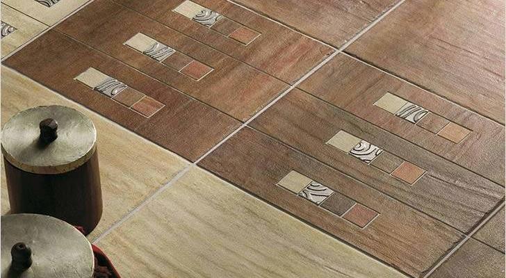 Способ укладки плитки орнамент