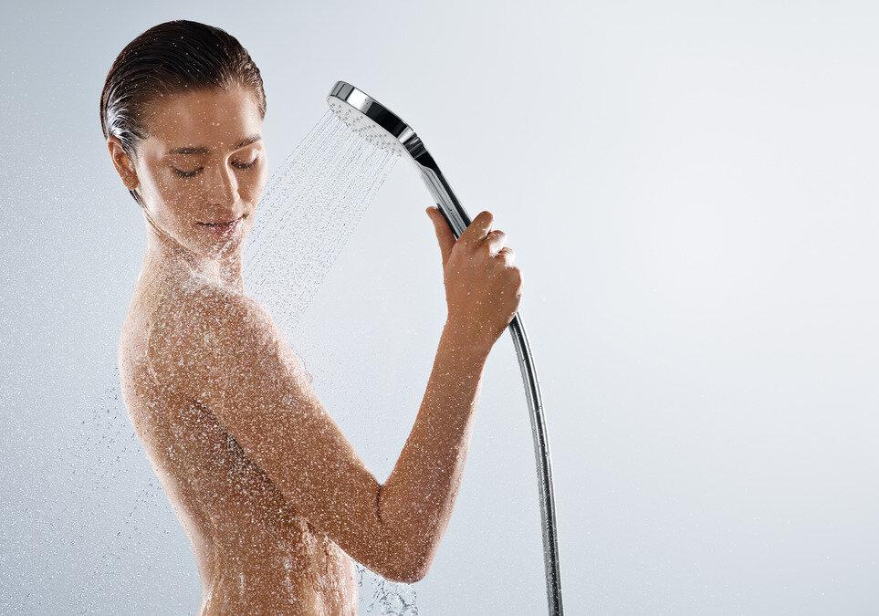 Ручной душ поможет избежать травм пожилым людям