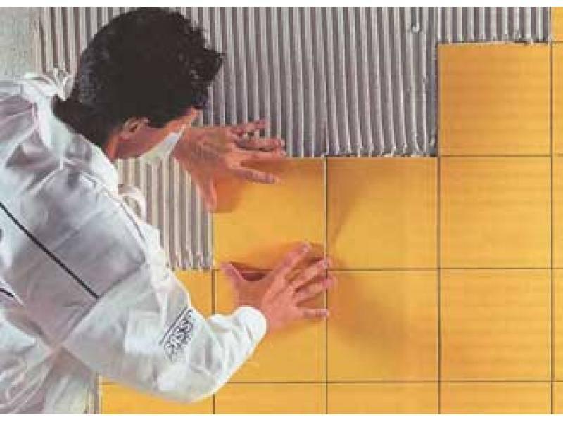 Облицовка стен плиткойОблицовка стен плиткой