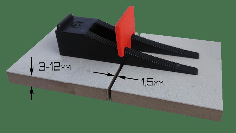 Купить Система выравнивания плитки