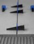 Зажим TLS-Profi для гранитной и мраморной плиты высотой 12-22 мм (1 мм) 100 шт.