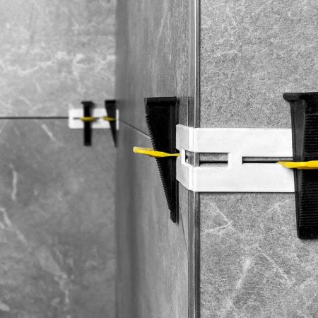 Уголки для системы выравнивания плитки TLS-Profi, 20 шт.